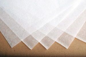 Papel de seda branco
