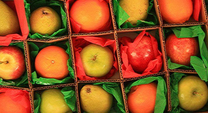 Frutas Papel